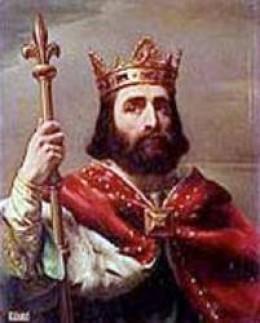 King Pepin the Short 714 - 768