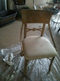 How to recover and update a chair