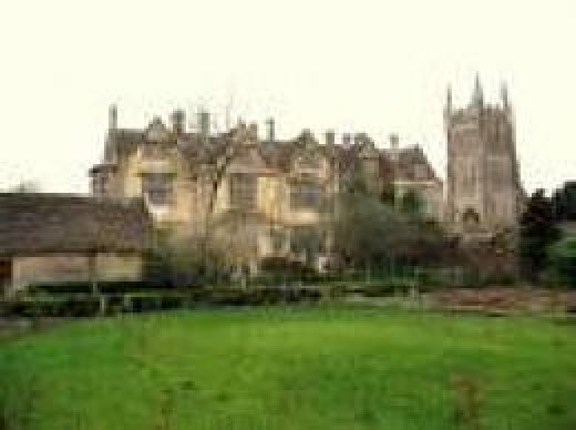Mells Manor, Somerset, England
