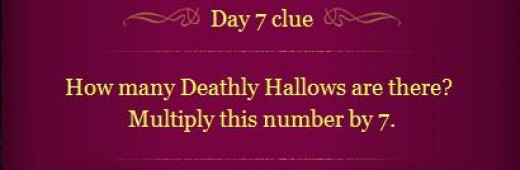 Pottermore Clue Day 7