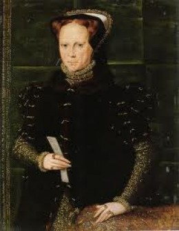 Mary the First 1516 - 1558
