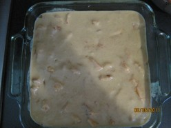 Batter Over All, Ready for the Oven