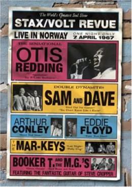 Stax/Volt Revue April 1967