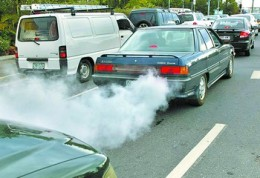 Percent of Cars Cause 90 Percent of Air Pollution - EcoSalon