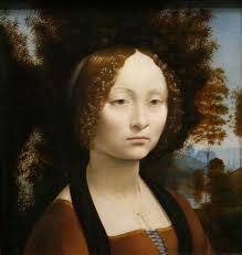 Painting by: Leonardo da Vinci