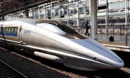 Japan's Bullett Train