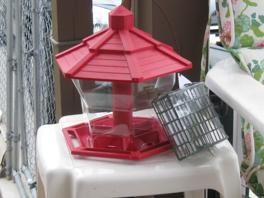 bird feeders for winter