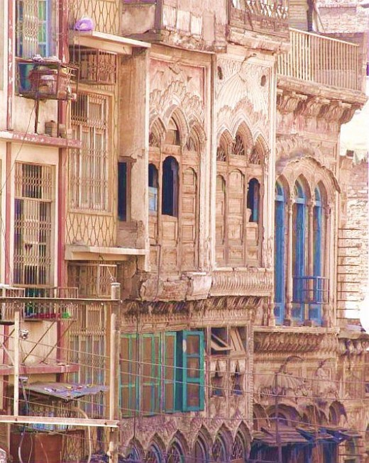 Old City of Peshawar