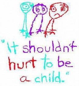 Effects of child abuse and neglect, if untreated, can last a lifetime