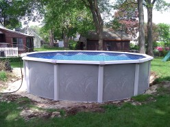 How to move an above ground pool