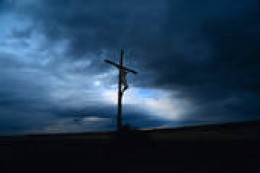 The cross says it all when it comes to just how MUCH Jesus loved and loves you and I. Who else, but God, would love lowly, sinful mankind this much as to give His only-begotten son as the supreme sacrifice for our sins.