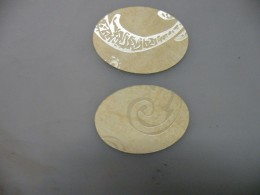 Large ovals