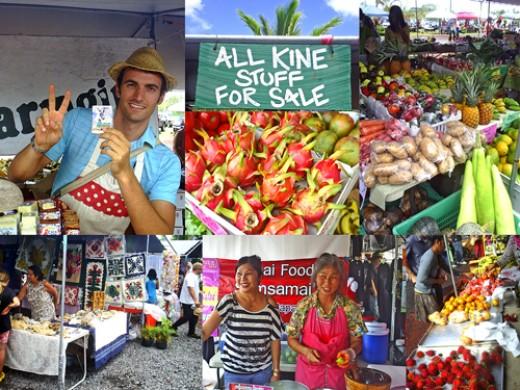 Makuu Market Big Island