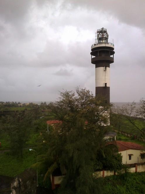 Daman Light House, Moti Daman, India