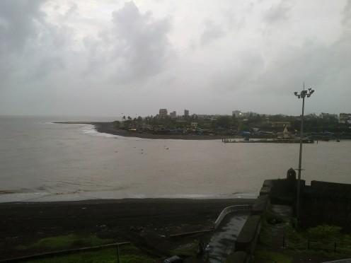 Nani Daman Shore, India
