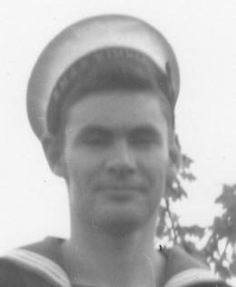 Yours truly at 23.   HMAS  Kimbla was my last RAN ship.