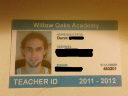 Dad's ID