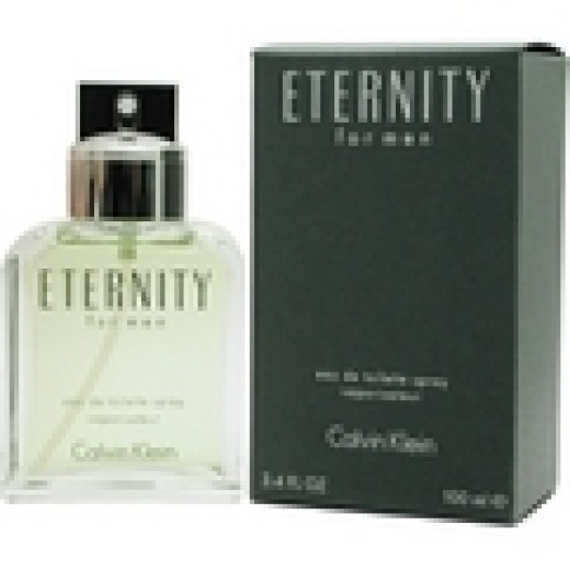Eternity Cologne is a suttle-but-solid aroma for today's man of any age. Eternity Cologne lasts for hours while you dine or even dance the night away.