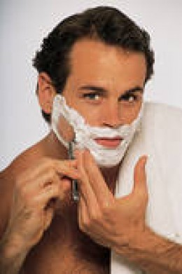 Shaving and Gillette shaving products make the perfect team for any man to get the close, neat shave that he likes.