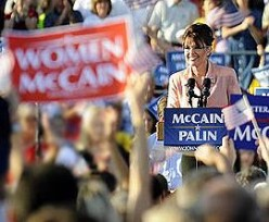 McCain Passed ME Over For Sarah Palin???