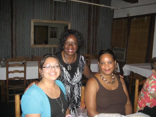 Rose, Lisa and Me