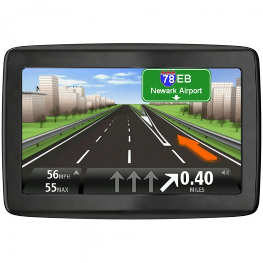 The Best GPS Navigator: TomTom VIA 1505TM GPS Navigator