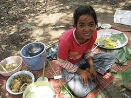 People of Cambodia.