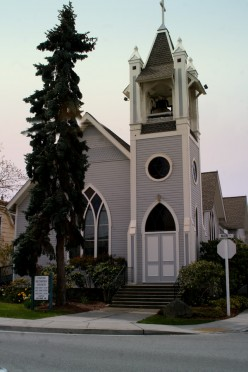 Methodist Church on Main St.