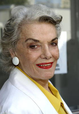 Jane in 2002, aged 81