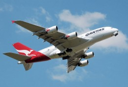 4. World's safest airlines Qantas