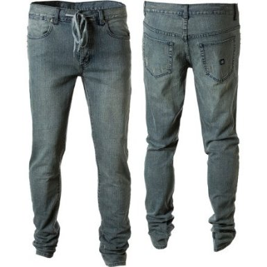 Kr3w JG Signature Denim Pants