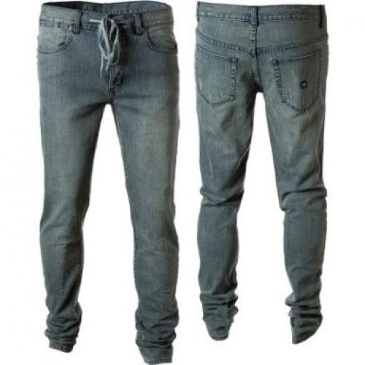 Kr3w JG Signature Denim Pants