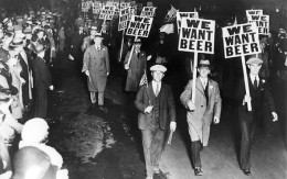 Hard to believe people were once at odds about the legality of alcohol. Prohibition was only repealed because alcohol was still readily available, but the government was making no money on it from taxes. Similar to our drug problem, no?