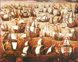Believe it or not, the defeat of the Spanish Armada greatly boosted the Scottish Whisky industry.