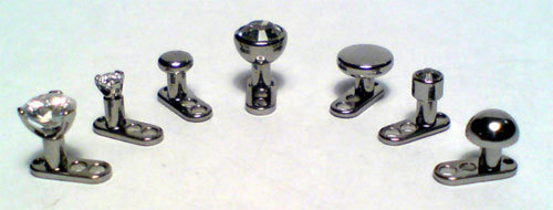 Common Microdermal Anchor