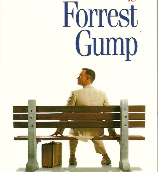 Forrest Gump was voted by fans as their favorite all-time movie character.