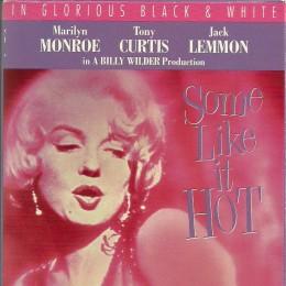 "Marilyn Monroe still reigns, as ""Some Like It Hot"" remains a comedic fan favorite."