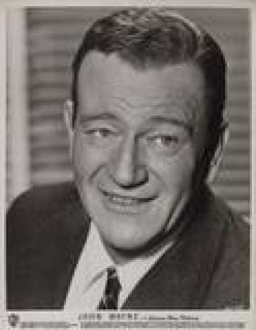 JOHN WAYNE\ Rio Lobo, Chisom, Hell Fighters, Fighting Kentuckian
