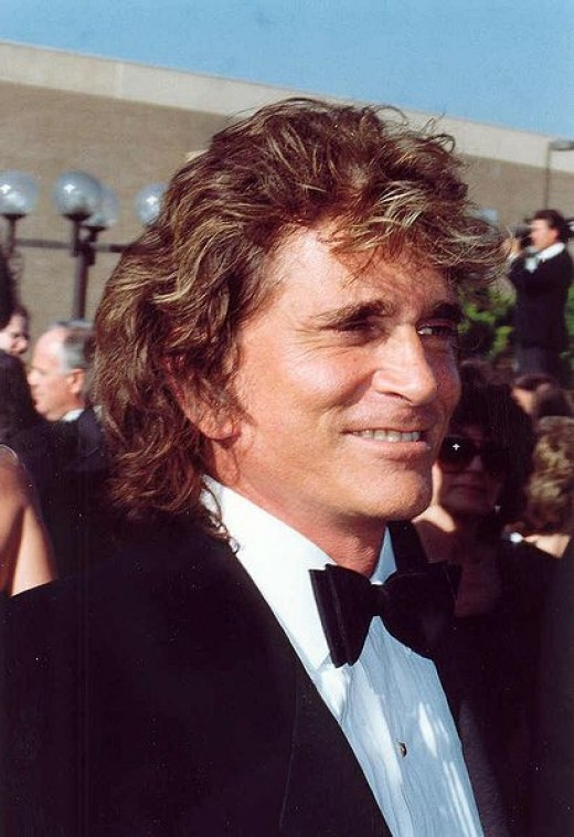 MICHAEL LANDON Bonanza, Highway to Heaven, Little House on The Prairie