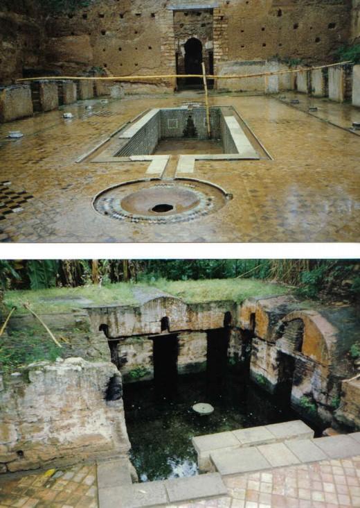 Badi Palace Ruins