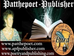 Poetry in Tenerife - Pat the poet aka Patricia Farnsworth-Simpson - an exclusive interview