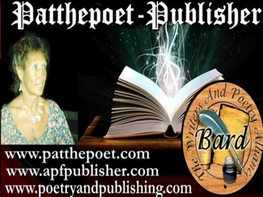 Pat the Poet and Publisher