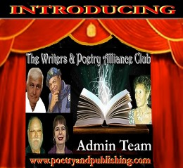 Pat the Poet and her team of fellow writers