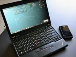 Lenovo X220 - a high end electronic gadget