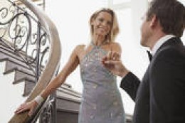 A NEWLYWED COUPLE IS STILL ATTRACTED TO EACH OTHER FOR AROUND 2 YEARS--AT MOST. THEN WIVES START CONFUSING THE HUSBAND WITH HER 'SECRET WIVES CODE.' BEWARE, MEN.