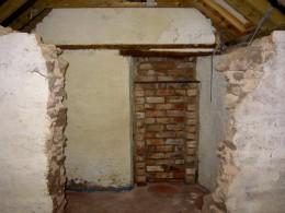 The original interior