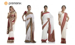 Traditional marriage sarees
