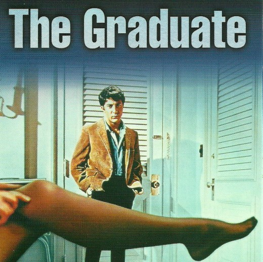 "In 1967, the love triangle portrayed in ""The Graduate"" was shocking."