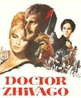 """""""Dr. Zhivago"""" is an emotionally gripping love drama."""