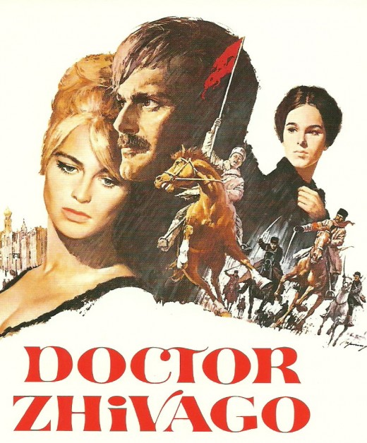 """Dr. Zhivago"" is an emotionally gripping love drama."